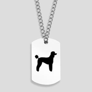 Standard Poodle Dog Tags