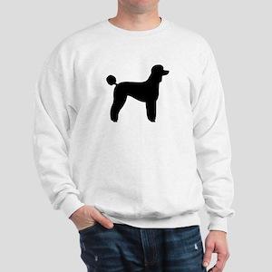 Standard Poodle Sweatshirt