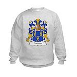 Cordon Family Crest  Kids Sweatshirt