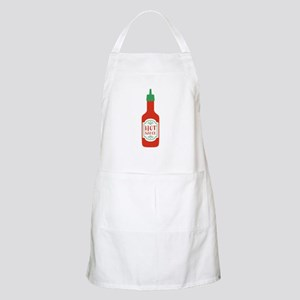 Hot Sauce Bottle   Apron