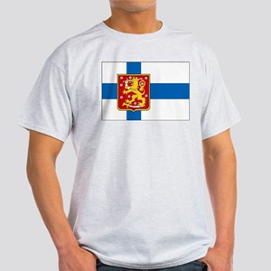 Finland w/ coat of arms T-Shirt