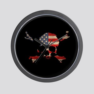 Scalawag USA Wall Clock