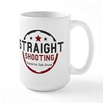 Straight Shooting Logo 1 Mugs