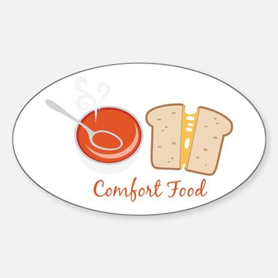 Comfort Food Decal