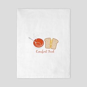 Comfort Food Twin Duvet