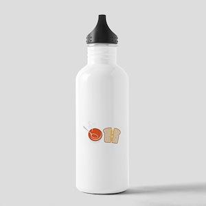 Soup & Sandwich Water Bottle