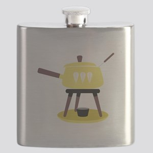 Fondue Pot Flask