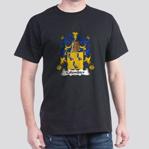 Colombier Family Crest Dark T-Shirt