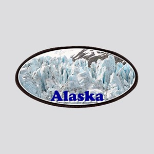 Alaska: Portage Glacier, USA Patch