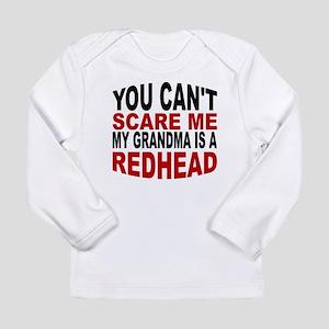 My Grandma Is A Redhead Long Sleeve T-Shirt