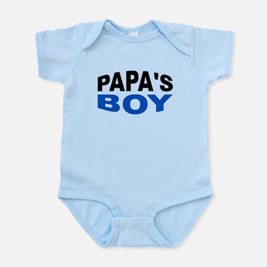 Papas Boy Body Suit