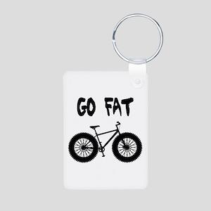 Go Fat-Fat Bikes Keychains