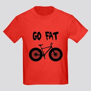 GO FAT-FAT BIKES T-Shirt