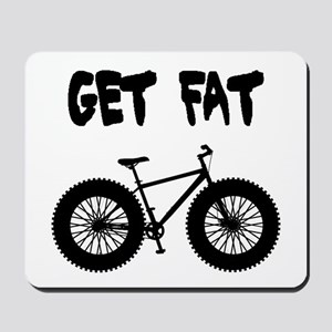 GET FAT-FAT BIKES Mousepad