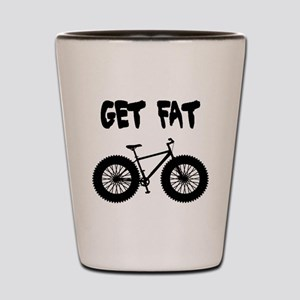 GET FAT-FAT BIKES Shot Glass