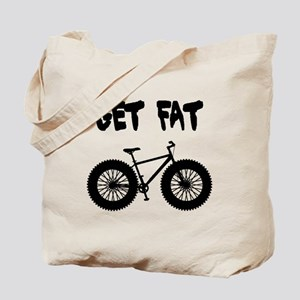 Get Fat-Fat Bikes Tote Bag