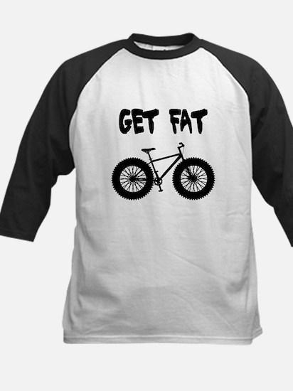 GET FAT-FAT BIKES Baseball Jersey
