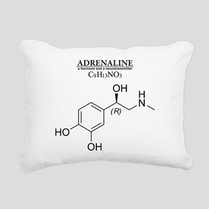 adrenaline: Chemical structure and formula Rectang