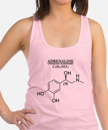 adrenaline: Chemical structure and formula Racerba