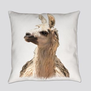 Just A Great Llama Everyday Pillow