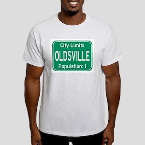 Oldsville City Limits T-Shirt
