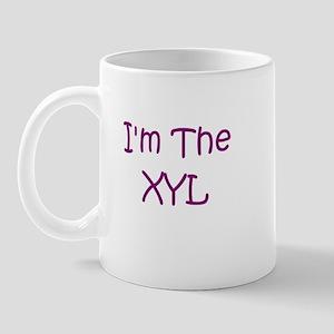 I'm The XYL Mug