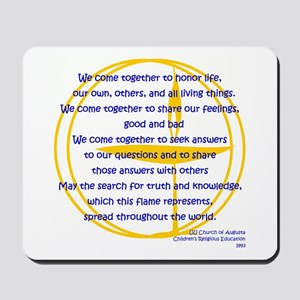 We_Come_Together Mousepad
