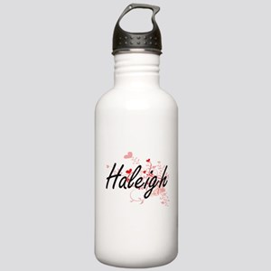 Haleigh Artistic Name Stainless Water Bottle 1.0L