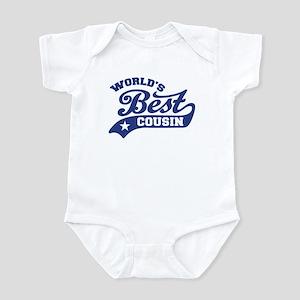 World's Best Cousin Infant Bodysuit