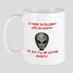 alien area 51 gifts Mug