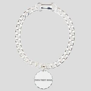 Personalised Template Bracelet