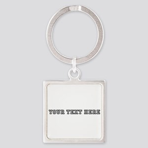 Personalised Template Keychains