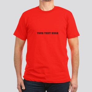 Personalised Template T-Shirt
