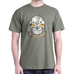 Rest in Peace Skull Tattoo Dark T-Shirt