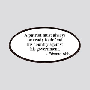A Patriot Patch