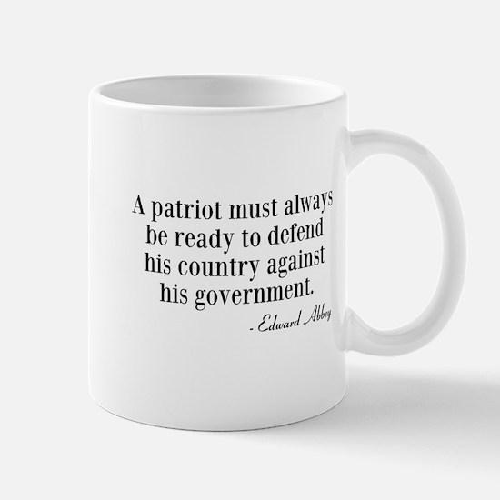 A Patriot Mugs