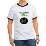 abduction t-shirts Ringer T