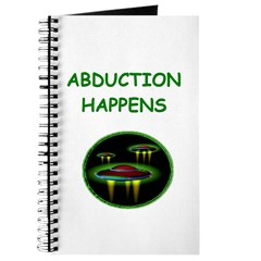 abduction t-shirts Journal