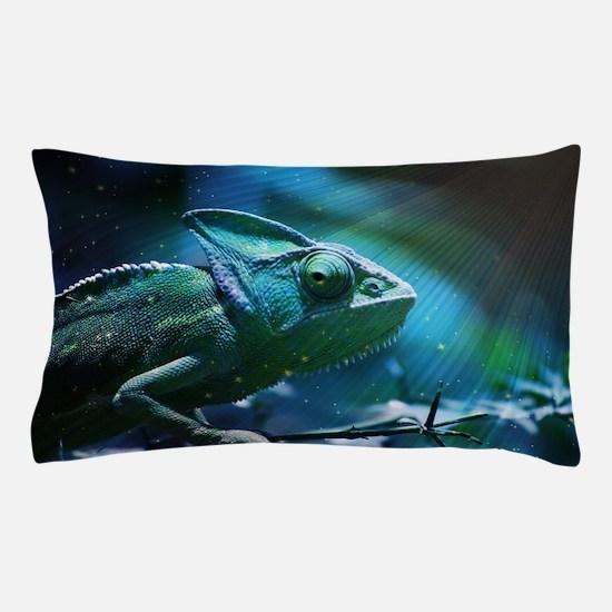 Chameleon Pillow Case