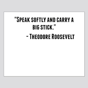 Theodore Roosevelt Quote Posters