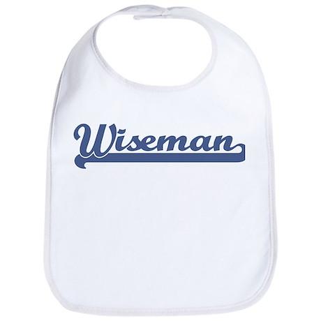 Wiseman (sport-blue) Bib