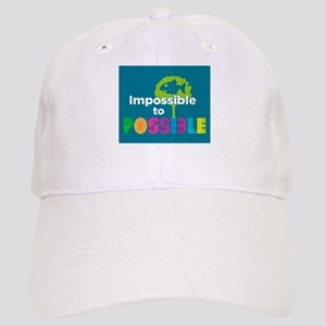 Impossible to possible Fish in a Tree Baseball Cap