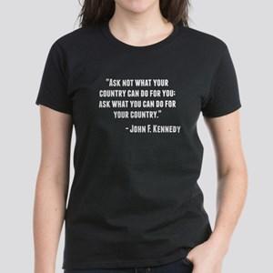 John F. Kennedy Quote T-Shirt
