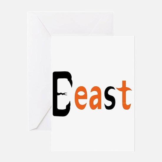 Beast Greeting Cards