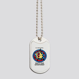 Super Kidney Donor Dog Tags