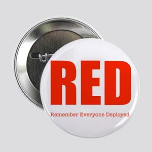 """Color Red 2.25"""" Button (10 Pack)"""