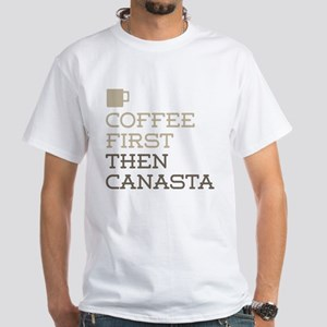 Coffee Then Canasta T-Shirt