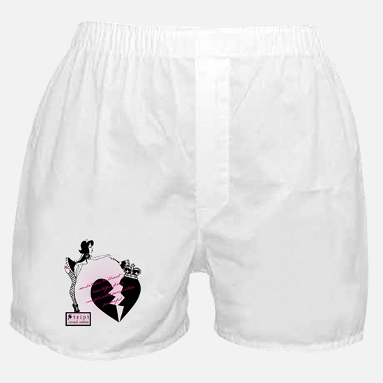 Sexy French Maid Boxer Shorts