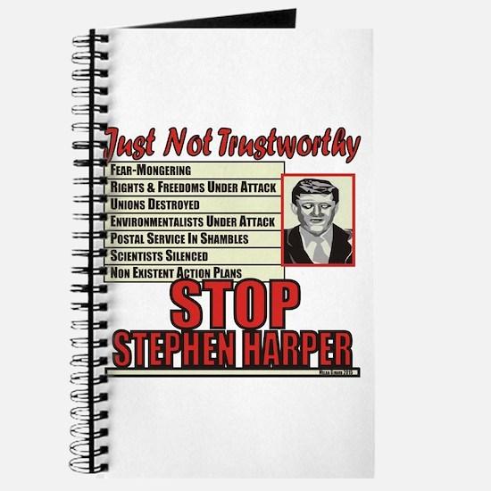 Stop Harper Journal