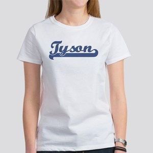 Tyson (sport-blue) Women's T-Shirt